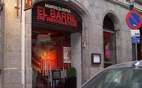 EL BARRIL DE RECOLETOS. 1