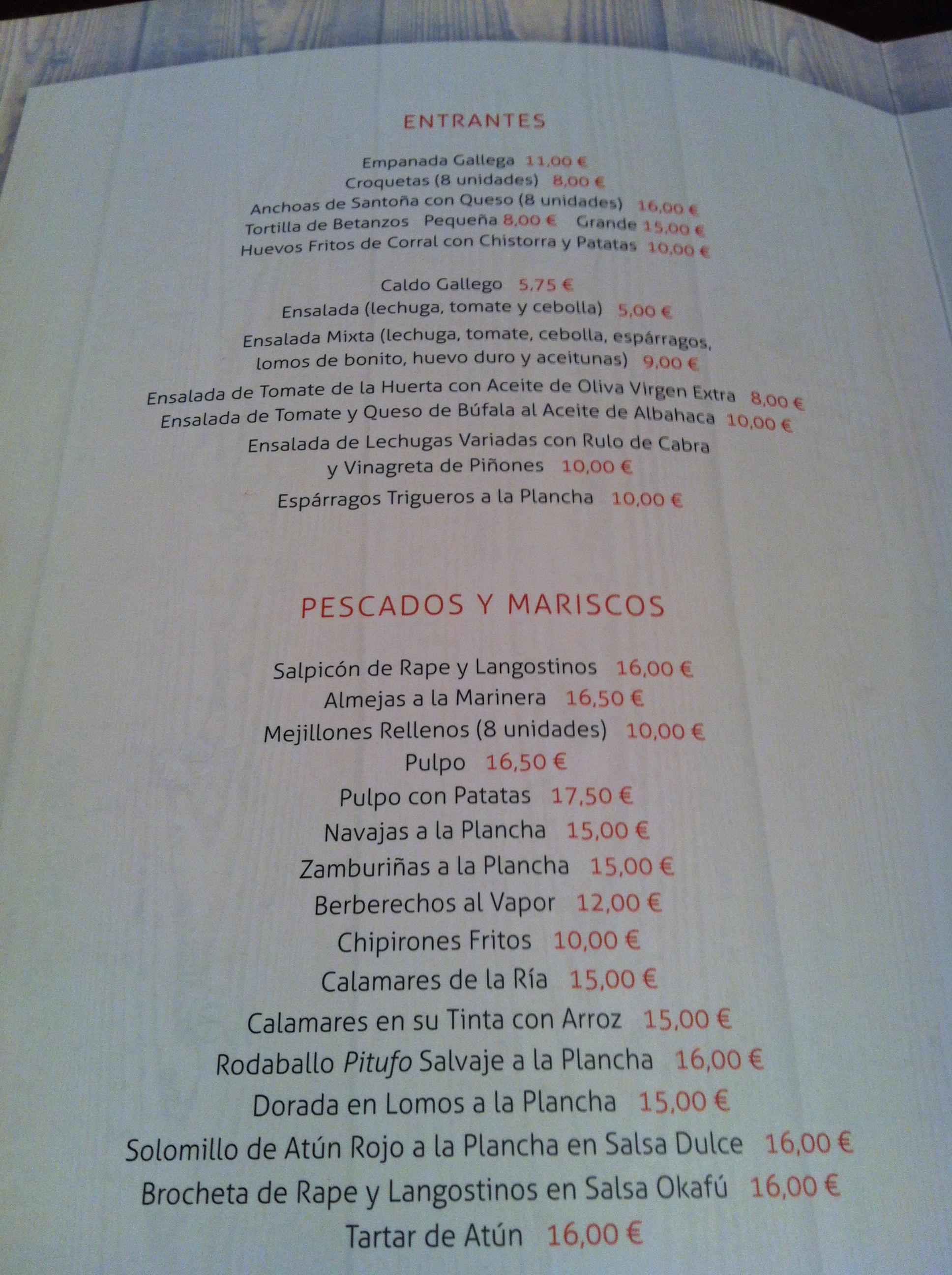 Okaf dime un restaurante for Okafu calle prado 10