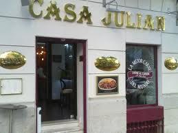 CASA JULIAN. Portada