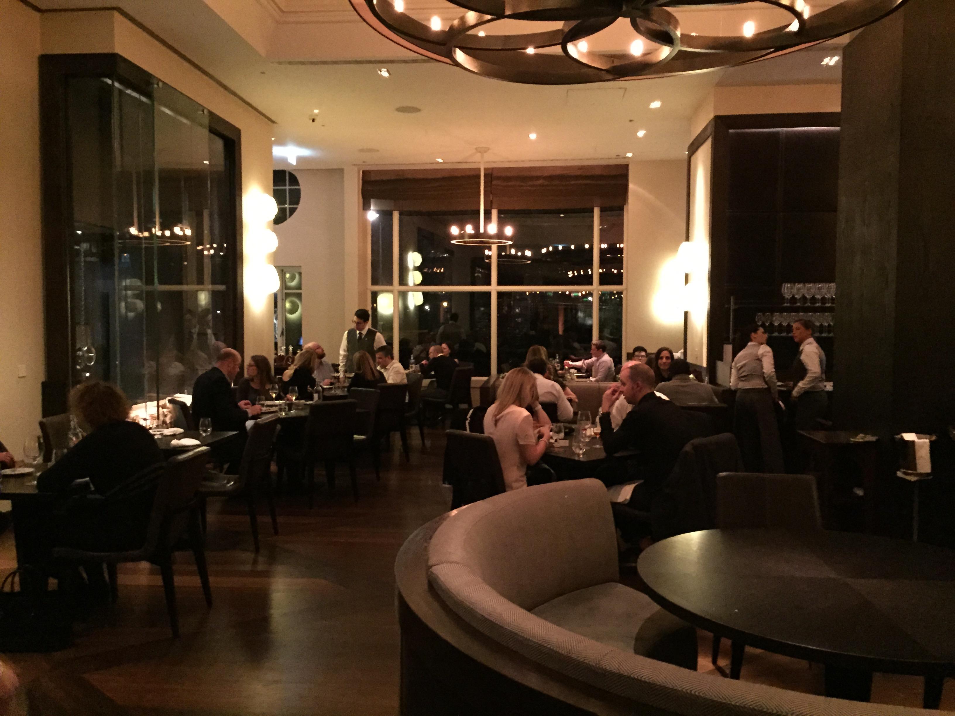 Dinner by heston blumenthal dime un restaurante - Restaurante singapur valencia ...