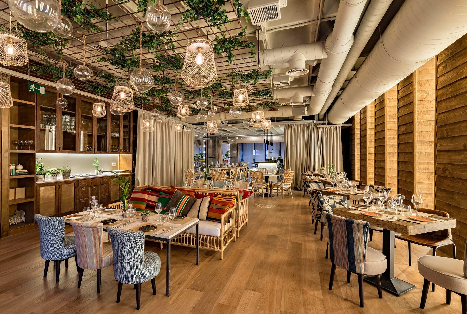 Perrachica dime un restaurante - Restaurante tamara madrid ...