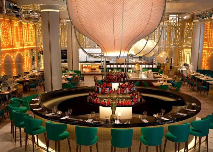 Bibo madrid dime un restaurante - Restaurante singapur valencia ...